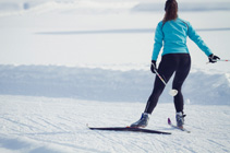 Wypożyczalnia nart biegowych